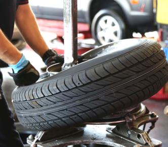 Уже скоро менять шины